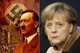 Akcja w Parlamencie Europejskim zemstą Niemiec za żądanie reparacji wojennych.