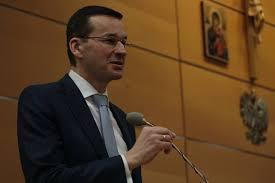 Premier Morawiecki marzy o re-chrystianizacji Europy.