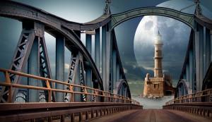 most z latarnią morską