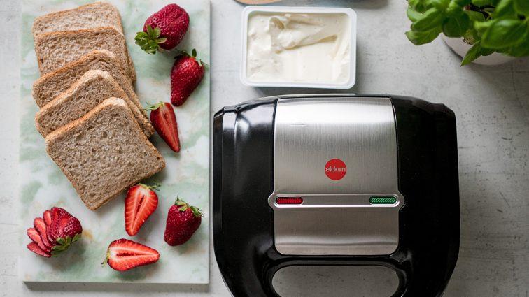 Opiekacz do kanapek i toster, czyli sposób na smaczne i szybkie śniadanie