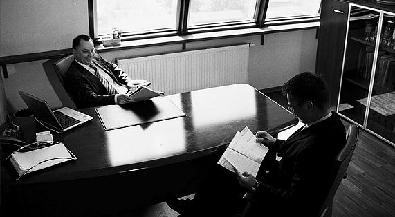 Wrocławscy prawnicy kryją się za wyłudzeniami?