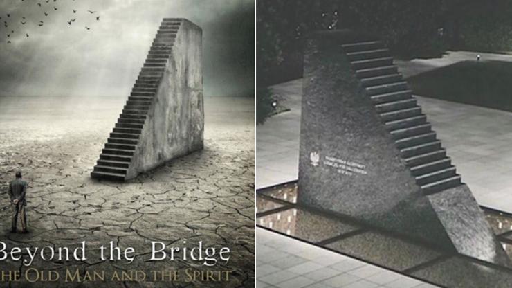 pomnik plagiatem