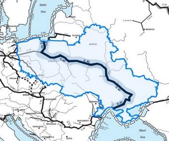 Pomost bałtycko-czarnomorski i jego geopolityczne znaczenie.