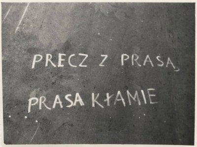 prasa kłamie fot. Wrocław