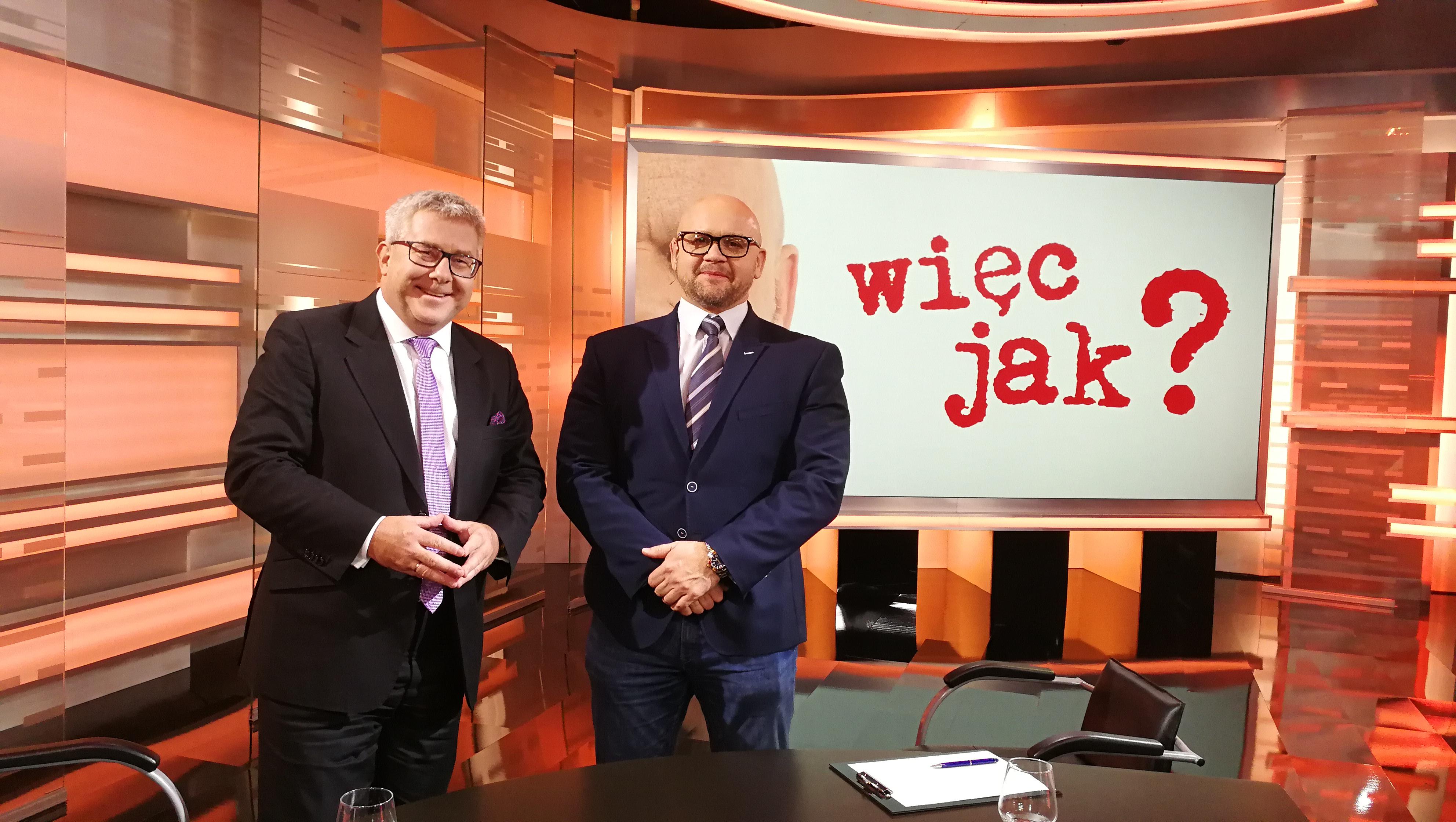 Lekcja logiki dla pana Czarneckiego i polskiej dyplomacji.
