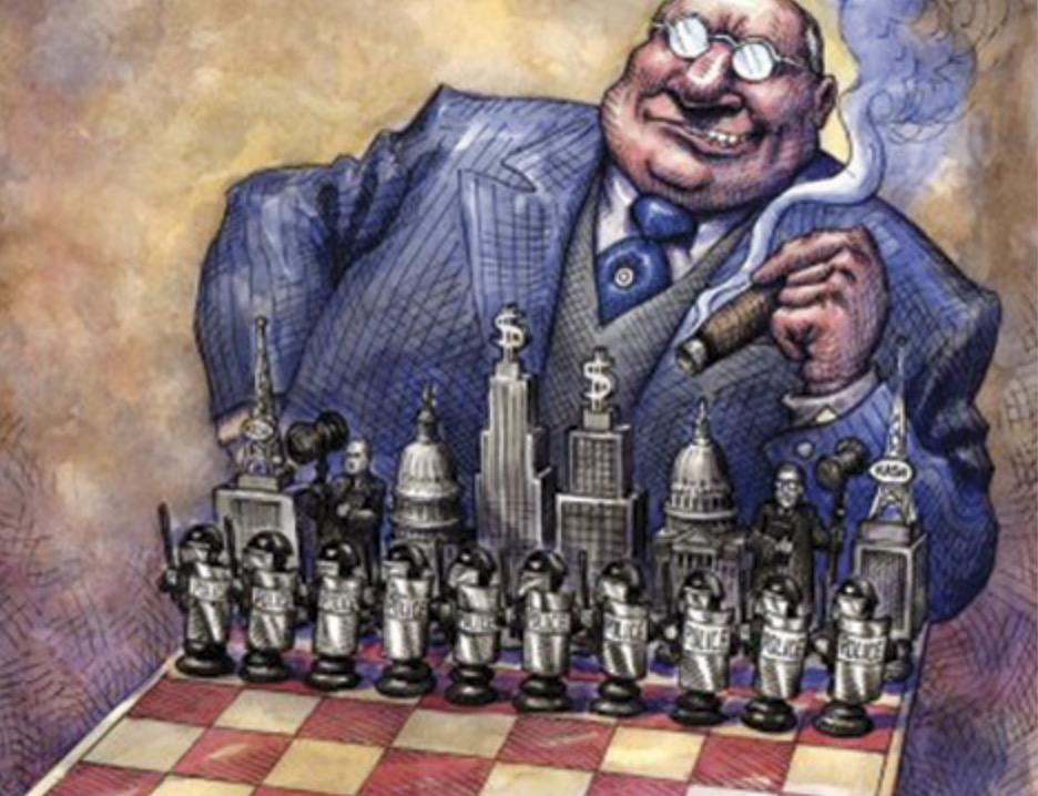 Duże zagraniczne firmy, wielomiliardowe obroty i stałe straty.
