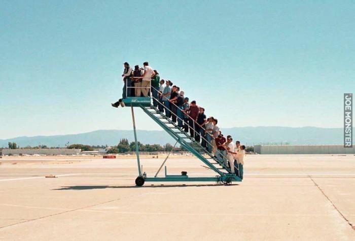 trap w_oczekiwaniu_na_samolot