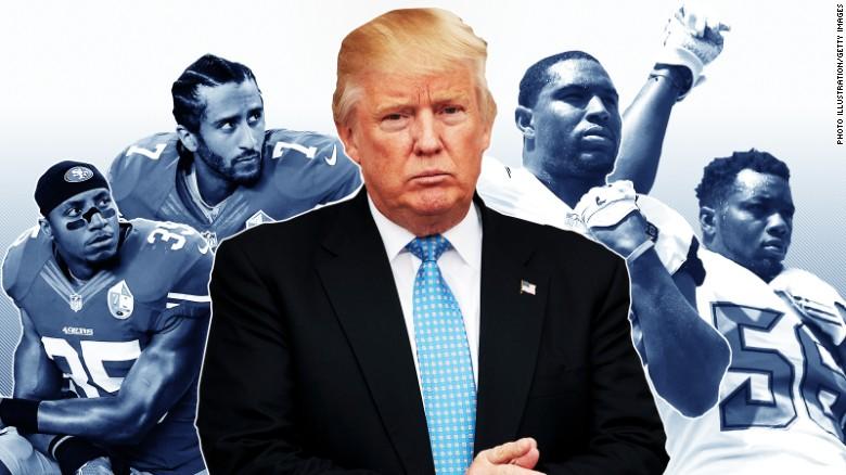 Donald Trump – solą w oku dla Afro – Amerykanów