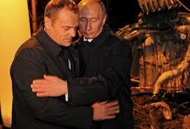 Rzecznik Putina, przyjaciel Moskwy, rusofil  – Donald