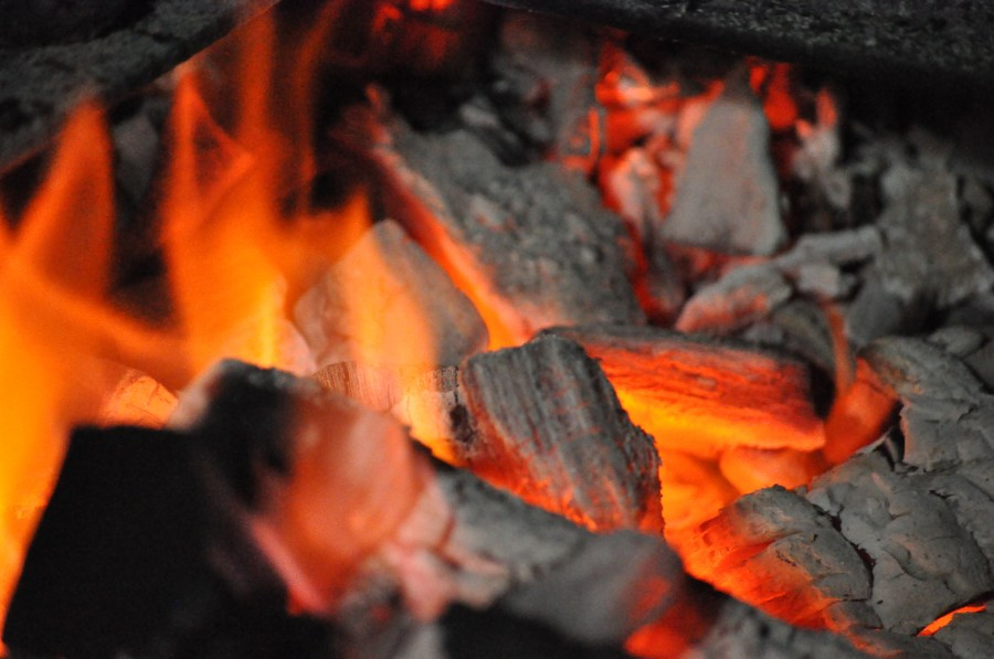 Nie ma węgla bez ognia