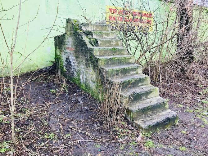 Za chodzenie po schodach trzeba będzie płacić
