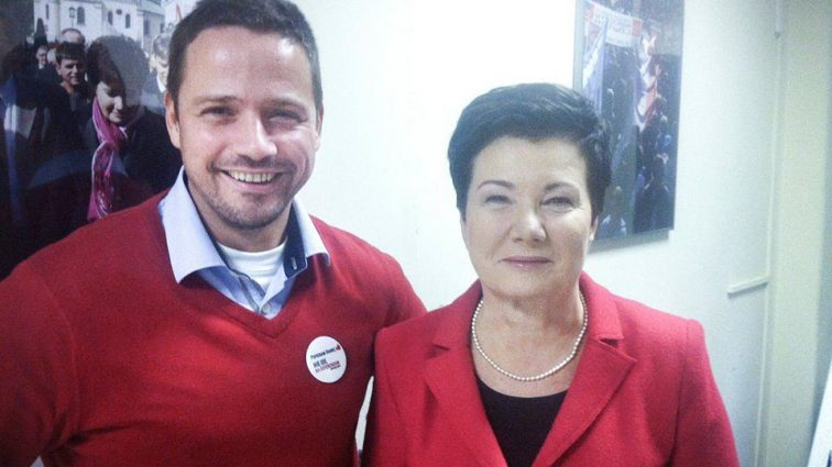 """Flagowiec """"Koalicja Obywatelska PO.N"""" przycumował w Dzielnicy Wisła"""