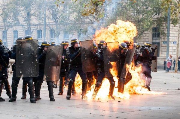 """Arabska ulica"" jest teraz w Europie"